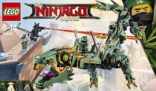 LEGO NINJAGO 70612 - mech-drache del Verde Ninja, NUEVO / embalaje original
