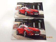 Libretti Manuali uso e manutenzione per la Nuova Opel Corsa originali.