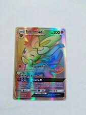 Pokemon Card - Sylveon Gx Sv76/Sv94 - Shiny Vault, Hidden Fates - Full Art