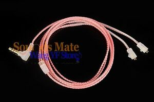 Silver Plated 6N OFC Cable For Ultimate Ears UE TF5 TF10 10pro TF15 SF5 Pro SF3