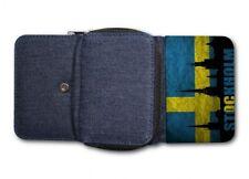 Damen Tasche Geldbörse Portemonnaie Schweden Stockholm 1
