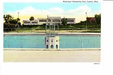 Tupelo, MS  Municipal Swimming Pool  @ 1930