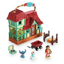 Official Disney Store Lilo & Stitch Animators Micro Playset Toy Set