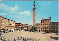 SIENA - PIAZZA DEL CAMPO - PALAZZO PUBBLICO - FONTE GAIA 1966