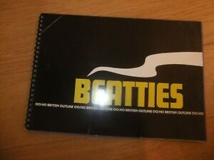 Beatties Model Shop OO/HO gauge British Outline Model Railway Catalogue 1980s?
