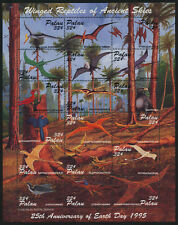 Palau 369 MNH Flying Dinosaurs, Earth Day