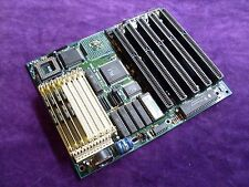 Vintage 386 Ali1429 mainboard with AMD Am386DX 40Mhz CPU and 4 MB RAM