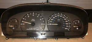 """Dodge Caravan Plymouth Voyager 4spd Instrument Cluster Tach """"Red Plug 1996 0NLY"""