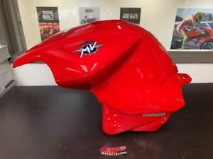 MV Agusta 910 S Brutale 2005-2008 Stock OE Fuel Tank, Red