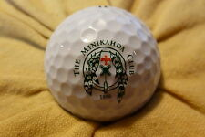 Golfball..US OPEN SITE..Minikahda Club