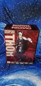 Thor Marvel Now! ArtFX Pre Painted Model Statue Kotobukiya NIB 1/10 SCALE