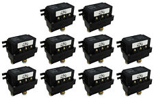 10x TEMCo 450A DC Winch Motor Reversing Solenoid Relay Switch 12 Volt Contactor
