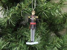 King of Arendelle, Disney Frozen, Christmas Ornament
