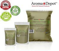 Wheatgrass Powder Pure Non-GMO Superfood Vegan Alfalfa Pasto de Trigo