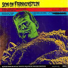 "Film Super 8: Le Fils de Frankenstein ""Son of Frankenstein"""