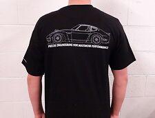 Datsun 240Z 260Z 280Z Fugu Z T-Shirt Black
