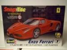 Enzo Ferrari 1/24th scale automobile model kit by Revell