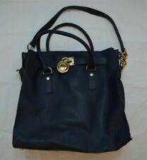 Michael Kors Saffiano Navy Bag
