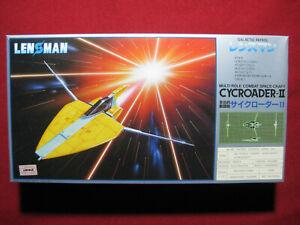 Lensman Cycroader II 1984 Tomy Model Kit 1/72 Combat Space Craft Ship Vintage 2