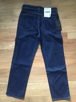 Rag & Bone Nina High Rise Marine Blue Jeans, Size 31,  Brand New