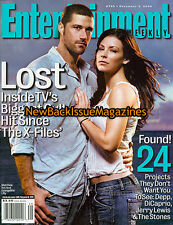 Entertainment Weekly 12/04,Evangeline Lilly,December 2004,New