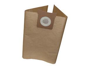 10 Vacuum Cleaner Bag Suitable For Shop VAC Aqua Aquavac Boxer Delta - (SZ77)