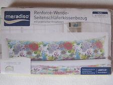 Renforcé-Wende-Seitenschläferkissenbezug  40 x 145 cm  *Meradiso