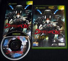 DEATHROW Xbox Versione Italiana Death Row ○○○○○ COMPLETO
