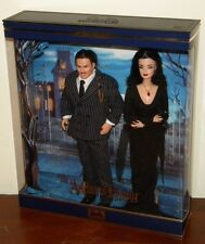 Barbie & Ken The Addams Family Giftset NRFB #27276 Morticia & Gomez