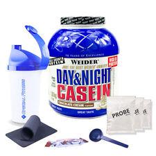 27,16€/kg Weider Day & Night Casein 1800g Dose + BONUS