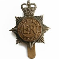 Queens Crown Middlesex Yeomanry Regiment Cap Badge - TW08