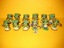 Space Marines - Salamanders - 12x Assault Squad - Sturmtrupp