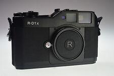 EPSON R-D1x 6.1MP Rangefinder Digital Camera Excellent+
