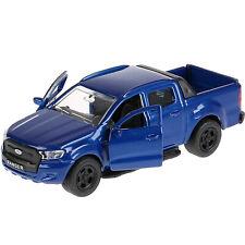 1:36 Scale Diecast Metal Model Car Ford Ranger Pickup Truck Die-cast Toy