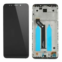 For Xiaomi Redmi 5 Plus LCD Display Touch Screen Digitizer Assembly + Frame ABM+