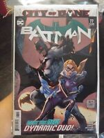 Batman #77 (Aug 2019, DC Comics) Death of...NM not graded brand new, in hand