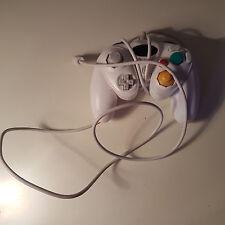 Nintendo Con Cable Controlador De Gamecube Blanco