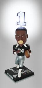 Bo Jackson Los Angeles Raiders 8-Bit Player #1 Light Up NFL Bobblehead Exclusive