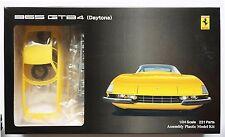 FUJIMI 1/24 Ferrari 365 GTB4 Daytona yellow enthusiast model scale model kit