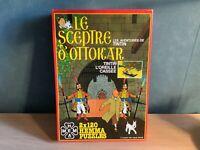 Puzzle Tintin Hema. Tintin Le sceptre d'Ottokar +Tintin L'oreille cassée. 1983