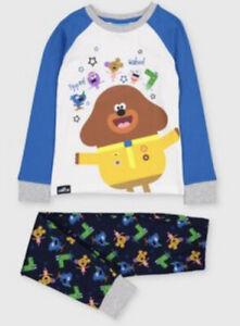 Boys TU Hey Duggee Pyjamas 3-4 Years New With Tags