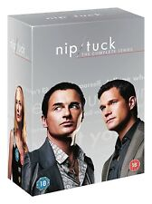 Nip/Tuck The Complete Series Season 1, 2, 3, 4, 5 & 6 DVD Box Set New Sealed