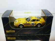 TOP MODEL FERRARI 365 GTB4 DAYTONA LE MANS 1972 #36 - 1:43 - VERY GOOD IN BOX