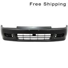 Primered Front Bumper Cover Fits 90-91 Honda CRX 71101SH2A10ZZ HO1000143
