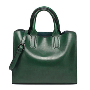Women Ladies Leather Shoulder Bag Tote Purse Messenger Crossbody Satchel Handbag