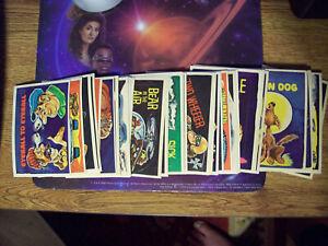 1978 Donruss CB Dictionary set of 44 stickers / Cards
