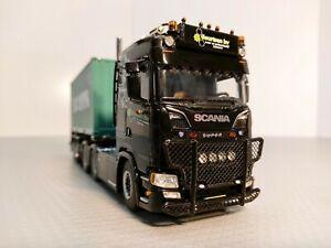 """WSI 01-2725 Scania S Normal CS20N """"Geurtsen"""" 1:50  """"+der OVP"""""""