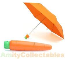Custodia in plastica ombrello di carota, Arancione, frutta, ortaggi, verdure, pieghevole, Regalo