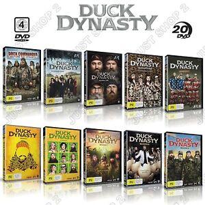 Duck Dynasty DVD : TV Series / Seasons 1 - 9 + Duck Commander : Brand New