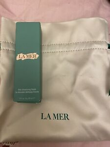 La Mer The Cleansing Foam Cleanser Face Wash 30ml New Box BNIB With Bag